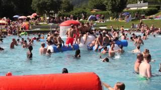 Schwimmbadfest 2014