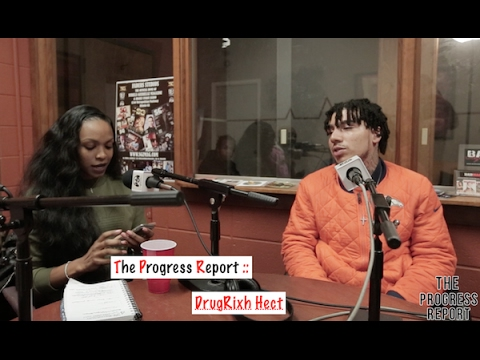 Drugrixh Hect Stops By The Progress Report