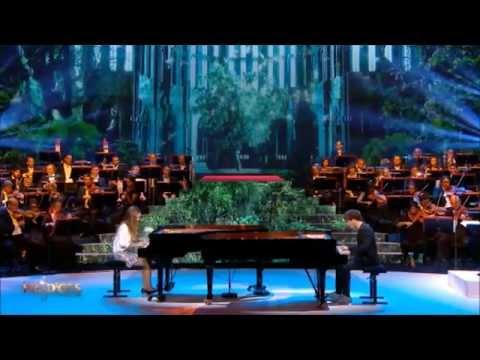 """Mathilde et Thomas Encho - """"Le carnaval des animaux - Finale"""""""