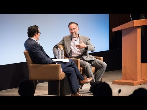 A Conversation with Chief Information Officer Marty Chavez - YouTube