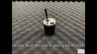 Acme Bird Whistle Nightingale AC499