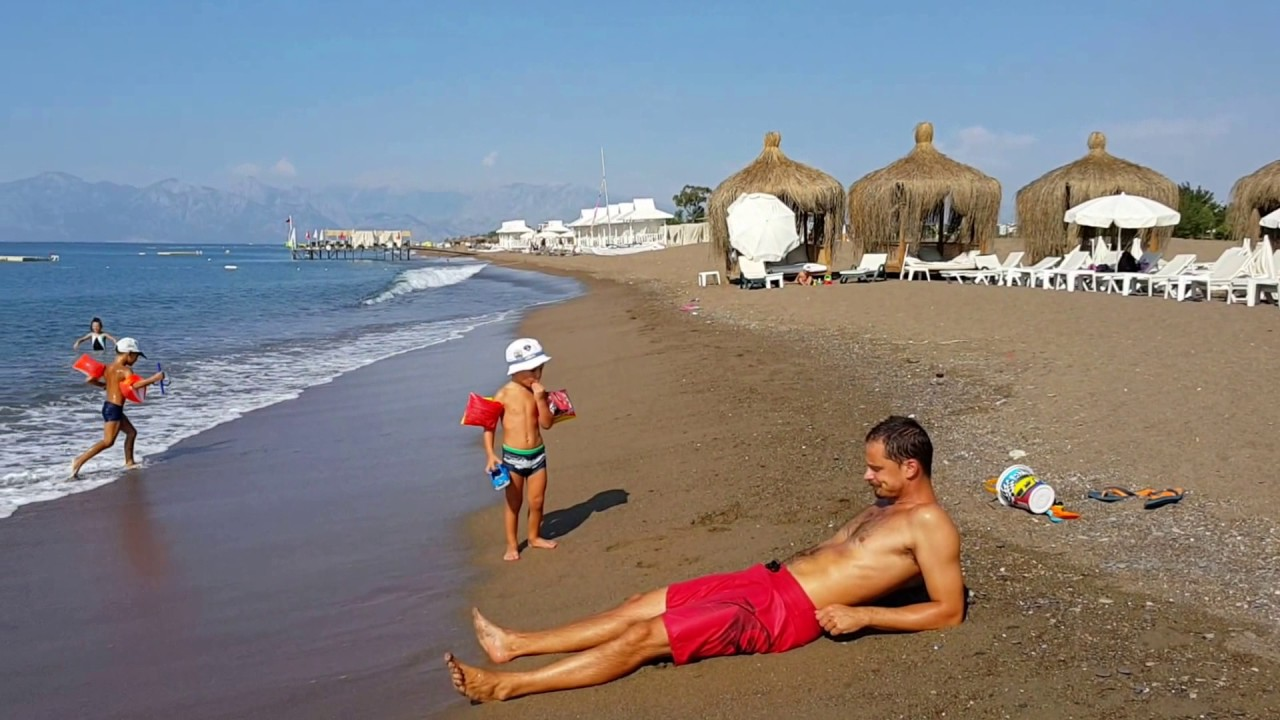 Lara Beach Antalya Turkey