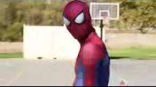 Spider man vs dead pool