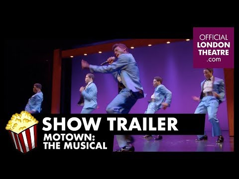 Trailer (full): Motown the Musical
