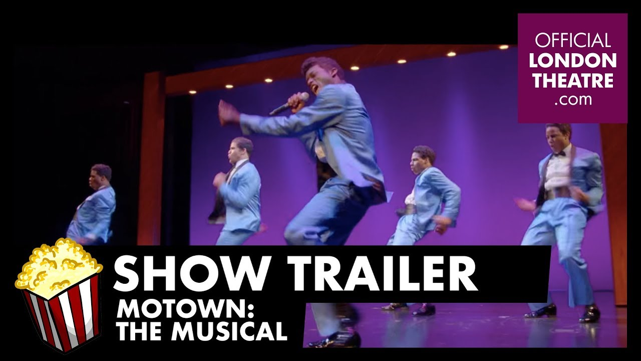 Trailer Full Motown The Musical Youtube