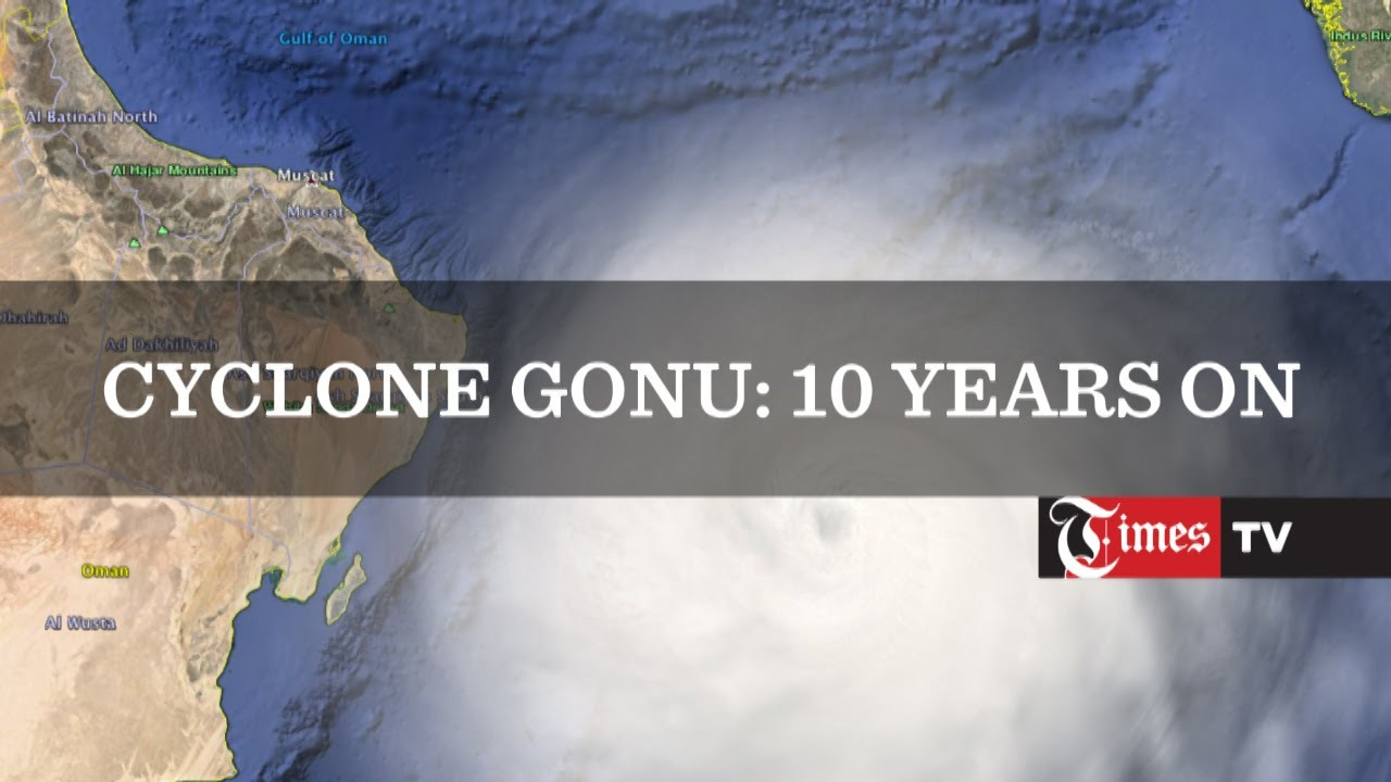 This week marks the 10th anniversary of Cyclone Gonu that had drastically affected Oman