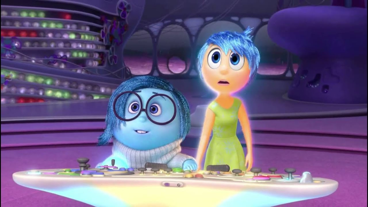 Inside Out Tears Of Joy An Mix Emotion Memory Youtube