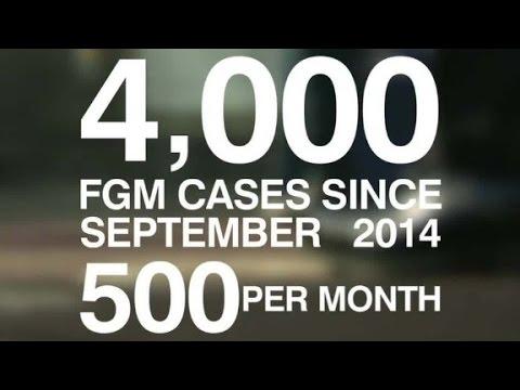 Shining a light on female genital mutilation in London