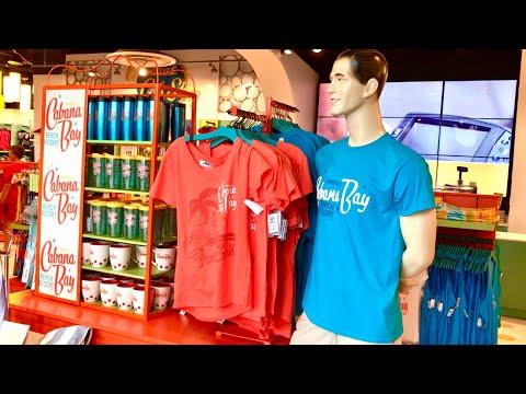 Cabana Bay Beach Resort Gift Shop | Mr Myrtle Travel Vlog | Universal Studios