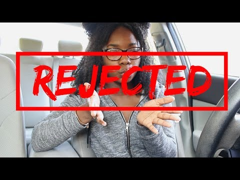 I Got Rejected From My Top School... (not clickbait)