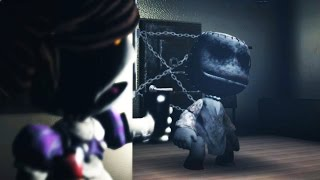 LBP3 - Guest / Hell 2:14 [ Horror ] Scariest Level Ever - LittleBigPlanet 3 PS4 Gameplay