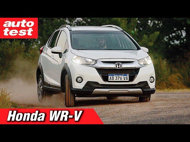 Prueba: Honda WR V