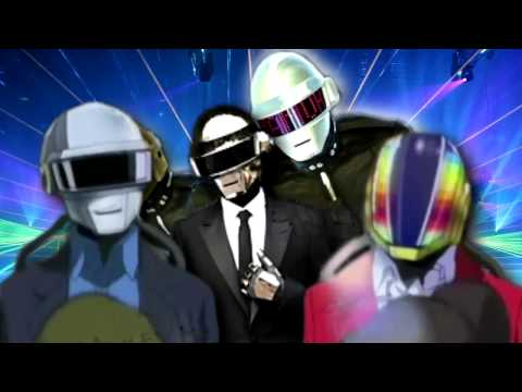 Daft Punk Mashups: Video Gallery (Sorted by Comments) | Know