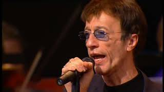 Robin Gibb Bee Gees In Concert With The Danish National Concert Orchestra Full Concert 2010 FULL HD