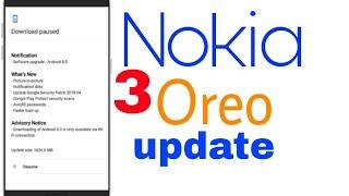 nokia 3 oreo update good news for Nokia