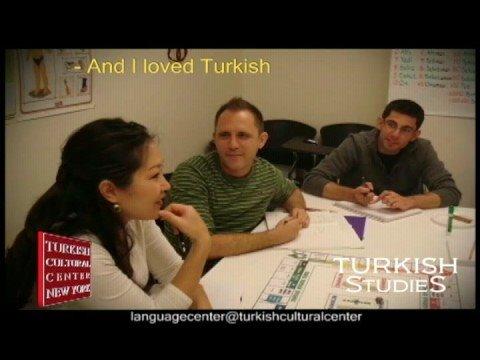 Learn Turkish, Turkish classes NYC