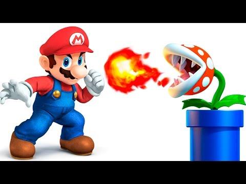  Супер Марио спасает принцессу Пич Мультик ИГРА для детей Часть 3