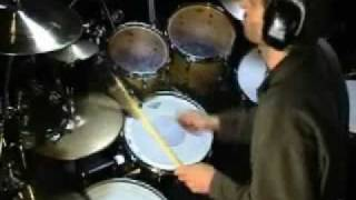 The Killers Mr Brightside Drum Cover