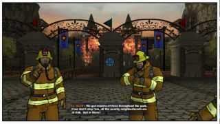Real Heroes: Firefighter Walkthrough Mission 8 HD