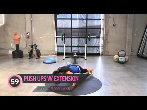 XHIT - Boot Camp Exercises For Toning