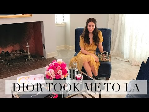 Los Angeles Vlog | Discovering Dior Lacquer Addicts in LA | Tamara Kalinic