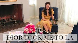 Los Angeles Vlog | Discovering Dior Lacquer Addicts in LA | Tamara Kalinic