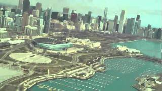 CHICAGO HELICOPTER TOUR 3-31-2011