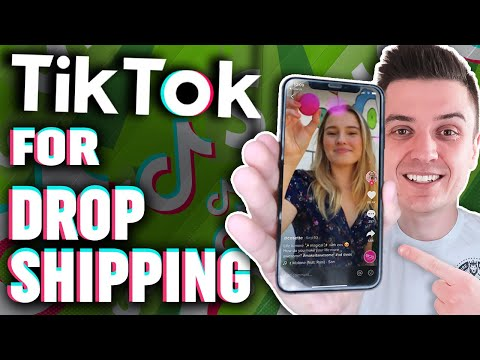 Tik Tok For Dropshipping - FREE Traffic Source For MASSIVE SALES! | Shopify Dropshipping