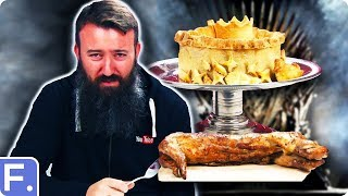 Game Of Thrones Fans Try Westeros Food