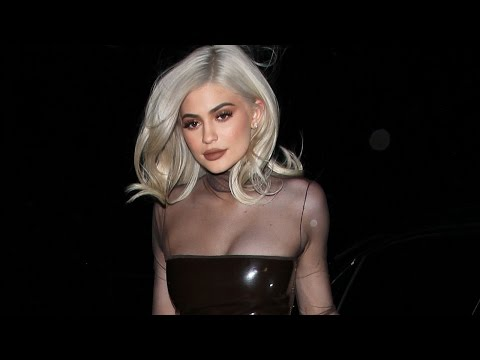 Kylie Jenner Rocks Skin-Tight Dress For BFF Jordyn Woods' Birthday