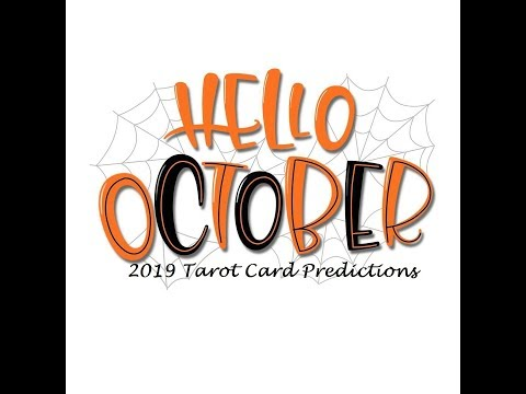 Leo October 2019 Tarot Card Reading 🧡 Let Your Intuition Be Your Guide🧡