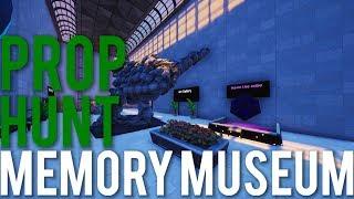Memory Museum prop hunt! - Fortnite creative (NEW GAMEMODE) with code