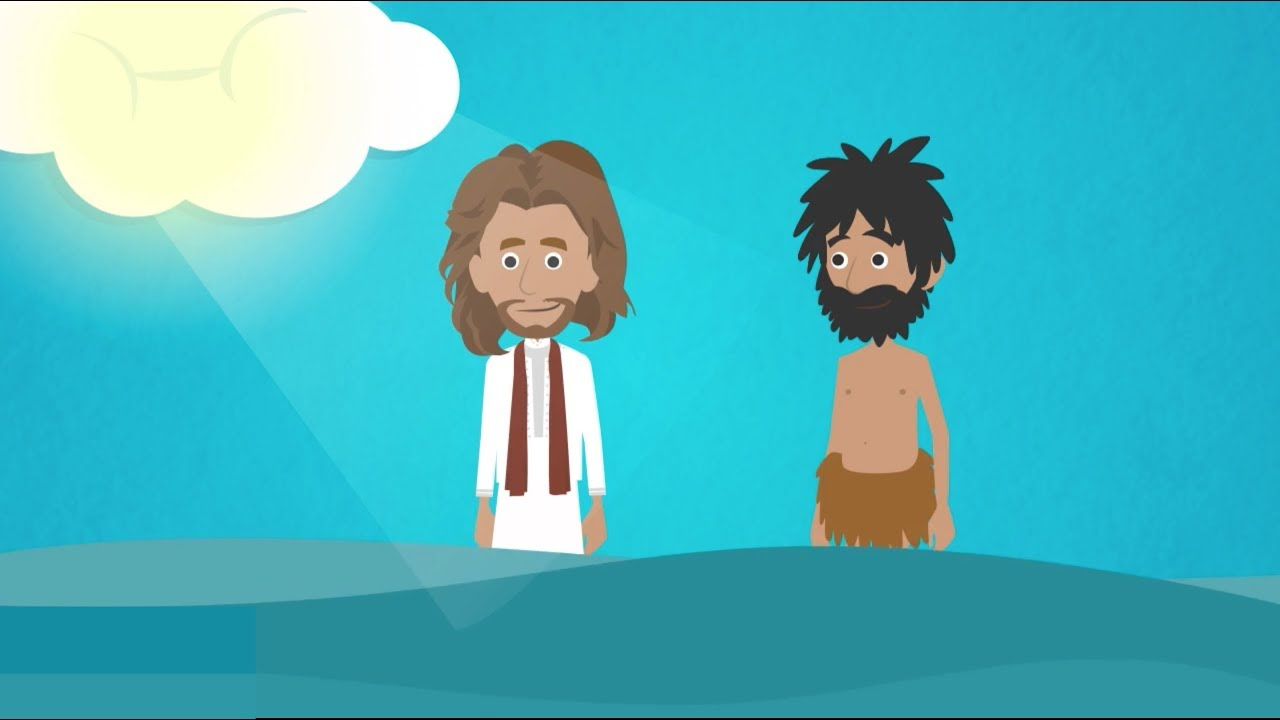 Catholic Kids Homilies - Baptism of the Lord Cycle C