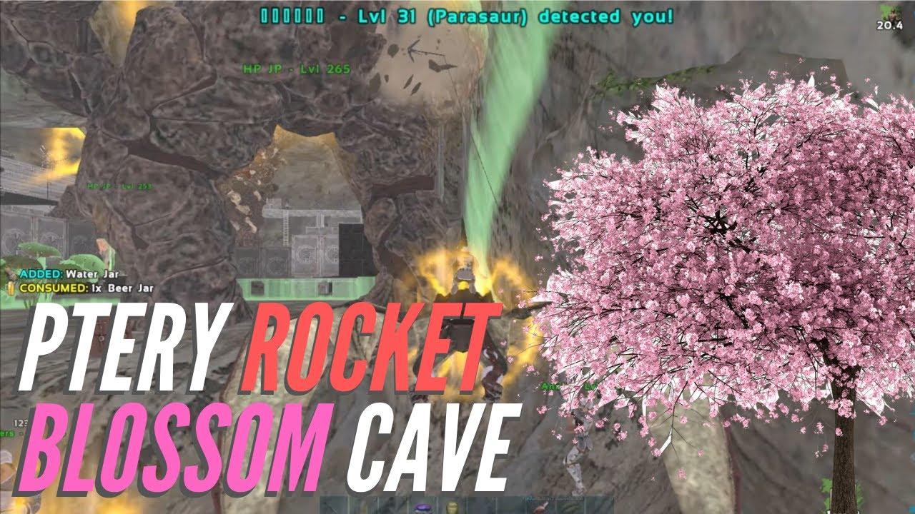 Rocket Running Hpj Blossom Cave Gt7 V Aimbot Alliance Ark Classic Pvp S2 Youtube