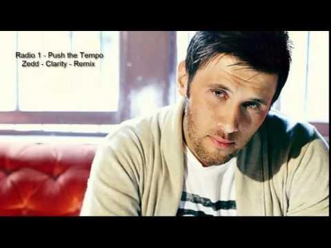 Zedd - Clarity  (Remix) Radio 1 - Push the Tempo - Danny Howard