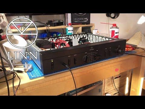 Linn Intek Amplifier Repair - Mods gone wild!