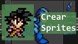 🌳 ¿Como crear sprites? ¿Que programa usar para PixelArt?