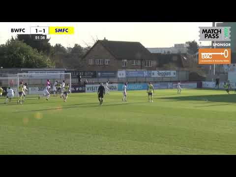 Boreham Wood Solihull Goals And Highlights