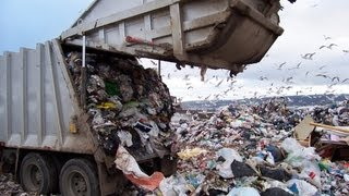 Sweden Turns Trash to Energy, Only 4% Reaches Landfill
