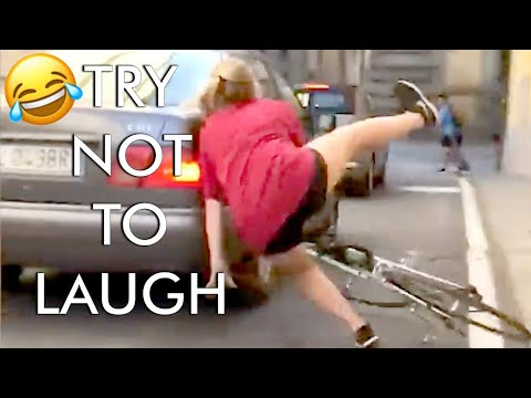 [4 HOUR] Try Not to Laugh Challenge! Funny Fails | Funniest Videos | AFV