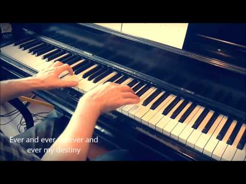 Forever And Ever ( D. Roussos ).  Piano Et Arrangements: André Caron