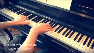 Forever and ever ( D. Roussos ).  Piano et arrangements: André Caron