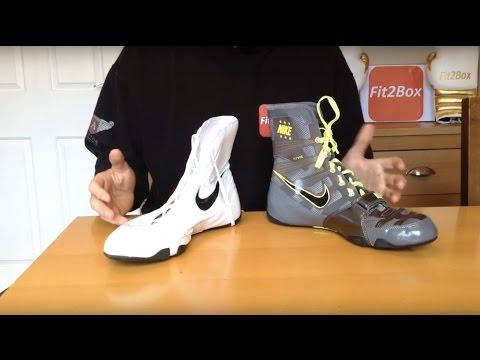 Nike Machomai \u0026 Nike Hyper KO
