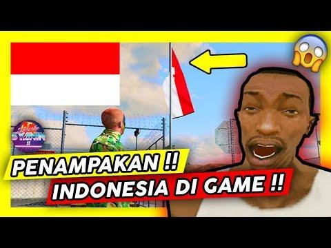 10 Penampakan Rahasia INDONESIA (Part 1/2) di Dalam Game - Unsur Indonesia Banyak CoD , GTA , TEKKEN