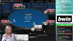 Final Table 22$ turbo Bwin Poker