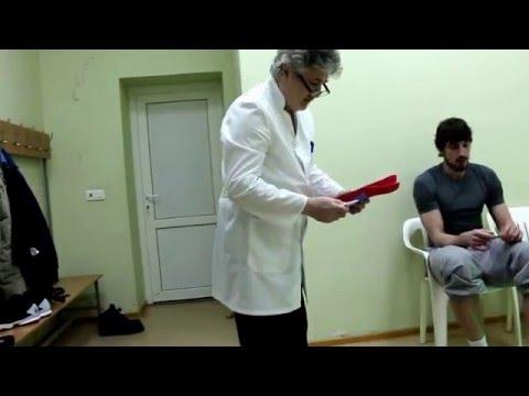Варус стопы, ортопедические стельки Ижевск