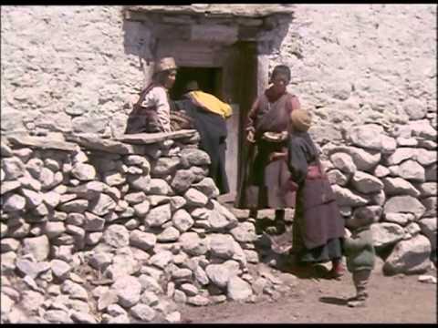 84 - Nepal, Sherpa, Solu Khumbu district? date unknown. Colour, silent