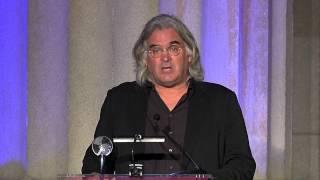 Paul Greengrass Complete Acceptance Speech, 2014 AAM Awards Dinner