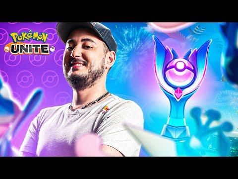 JE PASSE VÉTÉRAN !! 🤯 (Pokémon Unite ft. Doigby & Etoiles)