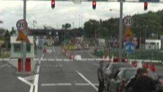 Polish Ukrainian border. Granica polsko-ukraińska